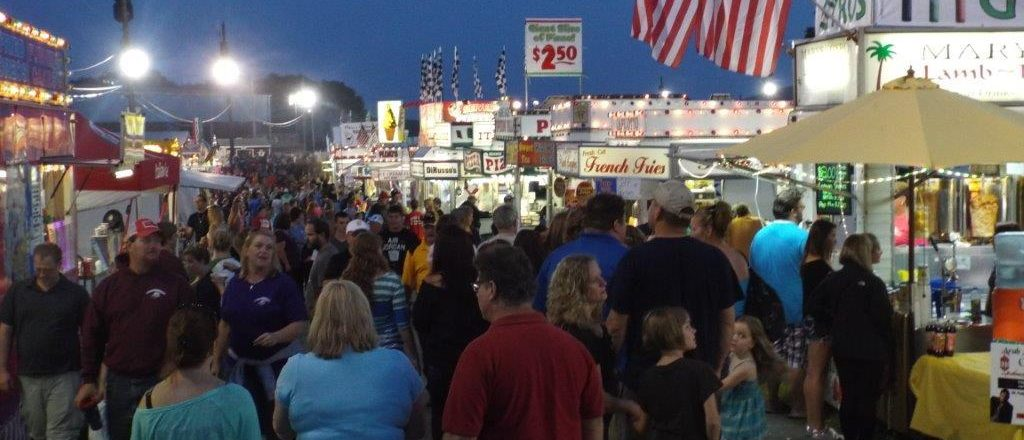 Learn About The Lawrence County Fair